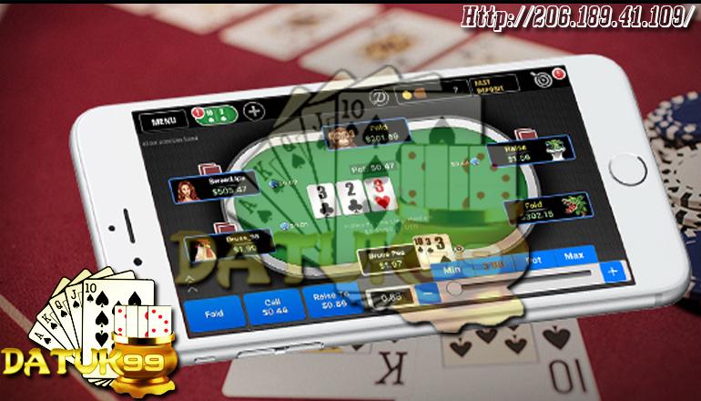 Datuk99 Agen Poker Domino Bandarq Capsa Online Terpercaya Indonesia
